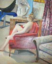 Donnangelo - Nude - Original Oil Painting