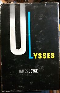 1946 Ulysses by James Joyce, hardcover with jacket, Random House