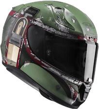 HJC RPHA 11 BOBA FETT (STAR WARS) MOTORCYCLE HELMET - LARGE