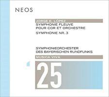 MUSICA VIVA 25: JORGE E. L¢PEZ NEW CD