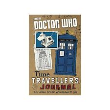 Doctor Who Time Traveler's Journal NEW Notebooks