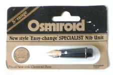 New 22K 'Easy Change' Specialist Calligraphy Nib Unit- Copperplate