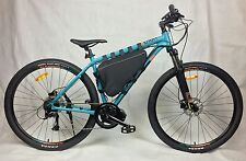 High Spec 48v750w Xenon Mid Drive Electric Bike eBike Bicycle 20ah Battery
