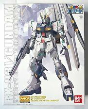 BANDAI MG 1/100 RX-93 v (Nu) Gundam ver Ka Mechanical clear Gunpla EXPO limited