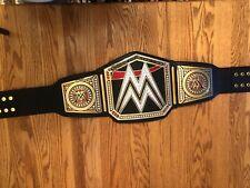 wwe replica adult championship title belt