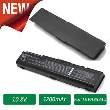 New Li-ion Laptop Battery for Toshiba Satellite PA3534U-1BRS L305 L505 A205 A505