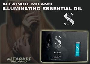 ALFAPARF MILANO  Semi Di Lino Illuminating Essential Oil