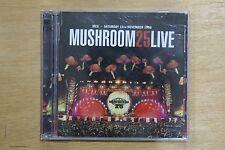 Mushroom 25 Live (C236)