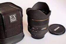 Sigma 17-35mm F/2.8-4 EX DG HSM FX Nikon