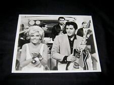 Original 1968 ELVIS PRESLEY SPEEDWAY Theatre Photos 8x10 Nancy Sinatra #16