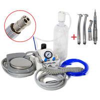 portatile turbina aria dentale con High Low Speed Handpiece del manipolo 4 fori