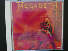 Megadeth/Peace Sells... but who's Buying? il Giappone TOCP - 3027-CD