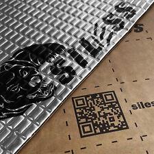 Siless 50mil 10 ft² Sound Deadening mat Sound Deadener Mat Car Sound Dampening