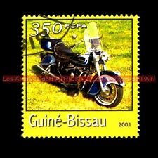 INDIAN Chief 1941 Guiné BISSAU Guinée BISSAO Moto Timbre Stamp Stempel Sello