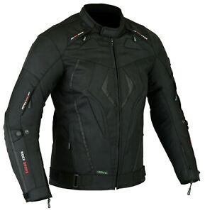 RIDEX CJ10 Motorcycle Motorbike Jacket Waterproof Armour
