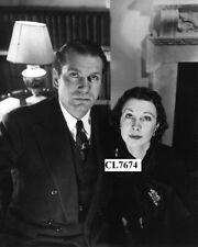 Vivien Leigh and Husband Laurence Olivier Photo