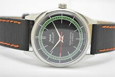 HMT genuine Pilot hand winding men steel vintage watch run order K3