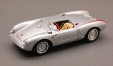 Porsche 550A Spyder 1954 Silver 1:43 Model BRUMM