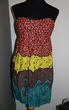 Macys American Rag Cie Strapless Summer Dress XS