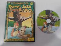 JACKIE & NUCA BANNER Y FLAPPY SERIE TV VOL 5 - DVD 2 CAPITULOS REGION 0 ALL