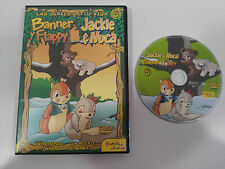 JACKIE & NUCA BANNER Y FLAPPY SERIE TV VOL 5 - DVD 2 CAPITULOS REGION 0 ALL