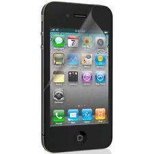 Films protecteurs d'écran iPhone 4 anti-reflets, mat pour téléphone mobile et assistant personnel (PDA)