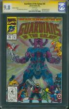 Guardians of the Galaxy 25 CGC SS 9.8 Valentino Galactus Movie 1992 Prism Foil