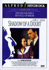 Shadow of a Doubt / Alfred Hitchcock, Teresa Wright, Joseph Cotten 1943 / NEW