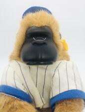Magical Murphy Gorilla Monkey Ape Vtg Plush Rare Toy Baseball Player Vintage Htf