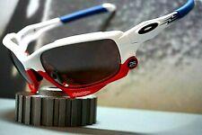 Oakley RACING JACKET TROY LEE Rare Split Jawbone Razor Blades Zero Straight Eye