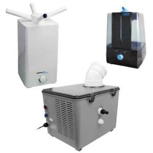 Humidifiers - Hydroponic Grow Room Atmosphere Humidity Control - G.A.S / RAM