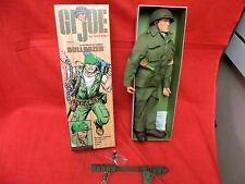 """HASBRO G.I. JOE SGT. ROCK AND THE MEN OF EASY COMPANY"""" BULLDOZER""""   IN BOX!"""