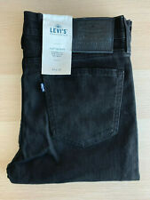 Levis Made & Crafted 510 Skinny Jean Black Rinse 33 32
