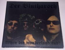 DER BLUTHARSCH When Did Wonderland End CD Promo WKN 25 Neofolk 2005 AUSTRIA