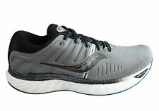 SAUCONY MENS HURRICANE 22 RUNNING SHOES SIZE 11.5 GREY