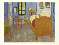 Raro / Tarjeta Postal - Van Gogh: Pintores Pintura Art /