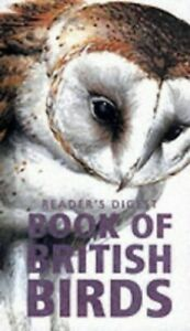 Book of British Birds (Readers Digest) by Reader's Digest Paperback Book The