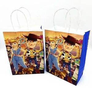 Toy Story Paper Bag / Lollies Gift Bag Party Decoration Party Supplies