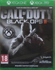 Call of Duty Black Ops 2 II Xbox 360 XBOX ONE Nuevo y Sellado