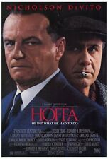 HOFFA Movie POSTER 27x40 Paul Guilfoyle Jack Nicholson Danny DeVito Armand