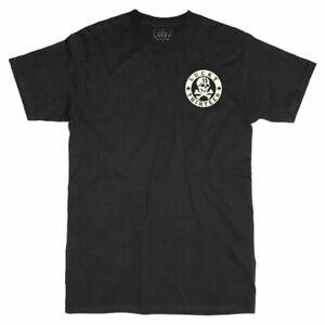 Lucky 13 Dead Head Fashionable Casual Wear T-Shirt Black