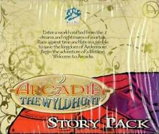 White Wolf Arcadia - The Wyld Hunt CCG Story Pack Booster Box (24 Packs) SW
