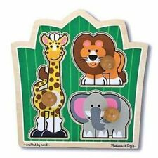 Jungle Baby Educational Toys (0-12 Months)