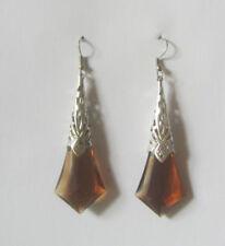 Unbranded Art Deco Drop/Dangle Costume Earrings