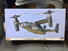 Hasegawa 1/72 Bell/Boeing Cv-22B Osprey Us Air Force Limited Edition