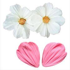 NEW Daisy Petals Silicone Mold for Fondant, Gum Paste, Chocolate or Cake Decor