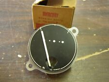 NOS OEM Ford 1952 1953 Mercury Dash Oil Pressure Gauge Indicator