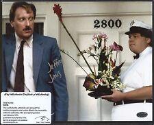 Jeffrey Jones Signed 8x10 Photo Leaf COA Autograph AUTO