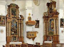 VINTAGE POSTCARD: FRANZISKANERKLOSTER BAD TOLZ c. 1735 - GERMANY 27.5.1964 MARY