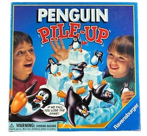 Vintage - Penguin Pile Up Family Game by Ravensburger  | Complete